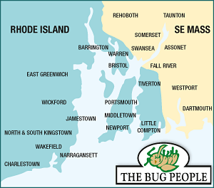 SHS Pest Control is licensed, certified and insured in RI and MA